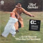 ROD STEWART/An Old Raincoat Won't Ever Let You Down(LP) (1970/1st) (ロッド・スチュワート/UK)