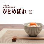 米 ひとめぼれ 岩手県奥州水沢産 5kg お米 白米 送料無料 28年産