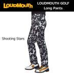 日本規格 ラウドマウス 2018 メンズ ロングパンツ (シューティングスター Shooting Stars) 768305(119) 春夏 18SS Loudmouth ゴルフ メンズウェア