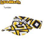 ラウドマウスゴルフ Loud Mouth Golfサンバイザー Tumbler