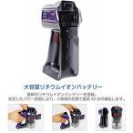 掃除機用 コードレス掃除機 バッテリー単体 充電式バッテリー:22.2VLI-ION