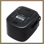 炊飯器 パナソニック 5.5合 5合 スチーム&可変圧力IHジャー炊飯器 SR-VSX109-K