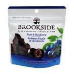 ブルックサイド ダークチョコレート アサイー&ブルーベリー 70g×40袋同梱・代引不可