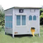 屋外用キャットハウス ステンレス製キャットハウス ガーデンキャットハウス1500SL サイズ1210mm×1200mm×H1220mm ラージキャットドア付