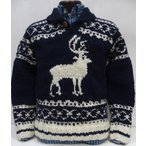 Canadian Sweater Company Ltd.(カナディアンセーター)[Canadian Pullover Sweater/別注デザイン!]〜Hand Knit in Canada〜
