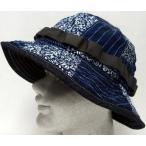 COLIMBO(コリンボ)[Tampa-Bay Boonie Hat/Indigo Patch Work]