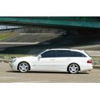 WALD ヴァルド ベンツ Eクラス W211ワゴン前期(〜2006年) エグゼクティブライン サイドステップ