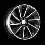 WALD ヴァルド アルミホイール ベンツ W218/W212/W205 Balcas バルカス B11C 8.5J×20インチ ブラックポリッシュ