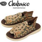 Chubasco (チュバスコ) AZCO015P AZTEC SANDAL (アズテックサンダル) ファーン/ベージュ/オリーブ/サンド