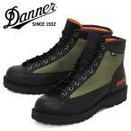 DANNER (ダナー) D121033 FIELD EM-GTX フィールド ゴアテックス レザーブーツ BLACKxOLIVE