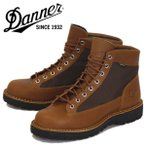 ショッピングダナー DANNER (ダナー) D121003 DANNER FIELD ダナーフィールド ブーツ TAN/D.BROWN