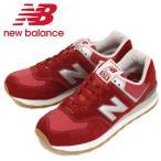 new balance(ニューバランス) ML574 HRT RED/GRAY ローカット スニーカー NB461