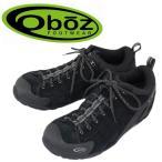 ショッピングトレッキングシューズ Oboz (オボズ) MEN'S TEEWINOT (メンズ ティーウィノット) トレッキングシューズ Mono Black OB011
