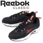 Reebok (リーボック) DV9718 DMX SERIES 2K ディーエムエックス シリーズ スニーカー ブラック / プライドレッド / ホワイト RB094