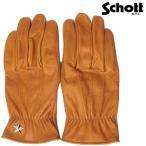 ショッピングschott SCHOTT (ショット) 3169030-50 ONE STAR GLOVE(ワンスターグローブ) CAMEL キャメル
