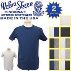 Velva Sheen (ベルバシーン) 160919 2PAC C/N TEE (半袖 丸首 ) クルーネックTシャツ ポケット無し 2枚組 全10パターン VLVS001
