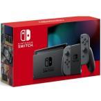 未使用品 ニンテンドースイッチ 本体 Nintendo Switch Joy-Con (L) / (R) グレー (バッテリー持続時間が長くなったモデル) ■A3133