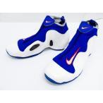 《メンズ靴》 NIKE ナイキ AIR FOAMPOSITE ONE 314996-100 ホワイト/白 SIZE:26.5cm 【中古】