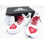 未使用 adidas アディダス × Pharrell Williams PW ファレルウィリアムス HUMAN MADE ヒューマンメイド SOKARHV EG1837 SIZE:28.5cm