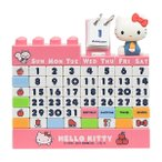ハローキティ ブロックカレンダー カラー 126112
