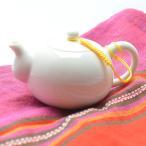 壷縄(黄)・茶壺/急須のフタ落下防止