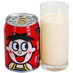 大人気 旺仔 milk ミルク 復原乳 調製女乃  中華物産 中国飲料 中華ドリンク 245ml