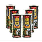 中国産 海南名物 天然椰子汁 椰樹  ココナッツミルク ココナッツジュース 245ml画像
