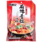 中国名物   周君記麻辣香鍋調料 鍋の素 辛口 中華調味料  中華物産  200g
