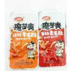 素毛肚 魔芋四川風味 中華物産零食 面食加工品  中国おやつ 間食約 10g