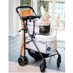 Mother Cart(マザーカート)×Glamourism(グラマーイズム) ラプレL シャーリーン(ブルー) 上下段セット