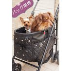Mother Cart(マザーカート) 【着替用】ラプレ Lサイズ RUPYコラボカート(ブラック・前面メッシュ新型)