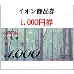 イオン(AEON)商品券1000円券(ギフト券・商品券・金券・ポイント)ゆうパケット送料160円から発送可(3万円でさらに送料割引)