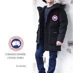 【交換送料無料】カナダグース メンズ ダウン シタデルパーカー フュージョンフィット CANADA GOOSE 4567MA CITADEL PARKA FF〔FL〕