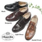 チャーチ 靴 レディース Church's BURWOOD W G POLISHED BINDER 8705 レザーシューズ 〔SK〕