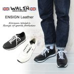 WALSH Ensign Leather スニーカー〔SK〕