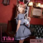 ショッピングコスプレ コスプレ ハロウィン Tika ティカ 3setあやつり人形コスチュームセット コスチューム  ドレス 仮装 衣装