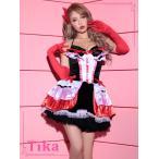 コスプレ 衣装 Tika ティカ 3set バーレスクダンサーコスチュームセット