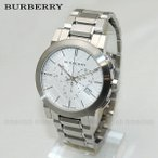 BURBERRY バーバリー 時計 腕時計 BU9350 シルバー クロノグラフ メンズ