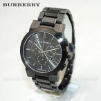 BURBERRY バーバリー 時計 腕時計 BU9354 ガンメタル クロノグラフ メンズ
