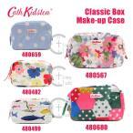Cath Kidston キャスキッドソン Classic Box Make-up Case 化粧ポーチ レディース