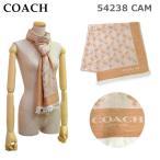 ショッピングCOACH COACH コーチ ストール マフラー 54238 CAM レディース