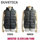 DUVETICA (デュベティカ) 2016-2017 ダウンベスト ARISTEO 162-U.2261.00/1188 JACQUARD 177026 199928 メンズ ダウンジャケット ※返品・交換不可