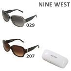 国内正規品 NINE WEST ナインウエスト サングラス NW575SAF 029 207 レディース UVカット アジアンフィット ブランド