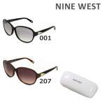 国内正規品 NINE WEST ナインウエスト サングラス NW595SAF 001 207 レディース UVカット アジアンフィット ブランド
