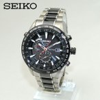 国内正規品 SEIKO(セイコー) 時計 腕時計 SBXA015 ASTRON アストロン シルバー/ブラック GPS ソーラー メンズ