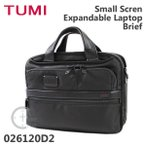 TUMI トゥミ バッグ 026120D2 スモール スクリーン エクスバンダブル ラップトップ ブリーフ パソコンケース