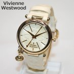 Vivienne Westwood (ヴィヴィアンウエストウッド) 腕時計 VV006WHWH ORB 時計 レディース ヴィヴィアン タイムマシン