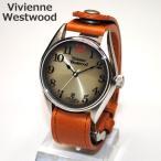 Vivienne Westwood (ヴィヴィアンウエストウッド) 腕時計 VV012TN HERITAGE ブラウン 時計 メンズ ヴィヴィアン タイムマシン