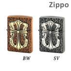 Zippo ライター ジッポー クロスオブパンサー #200 ラメ塗装 メタル貼り 全2色
