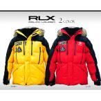 ラルフローレン RLX ウォーターレジスタント ダウンパーカー メンズ